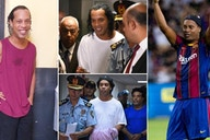 Ronaldinho: How Brazilian legend changed his life around after leaving prison