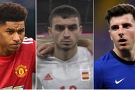 Pedri, Rashford, Mount: Who's played the most games in 2020/21?