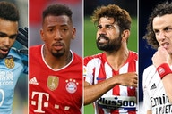 Luiz, Boateng, Costa: Eight high-profile players who're still free agents