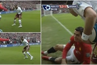 Cristiano Ronaldo showboated Arsenal to death for Man Utd in the Premier League in 2008