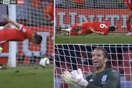 England: John Terry's iconic 'fish dive' defending at the 2010 World Cup