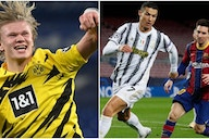 Messi, Ronaldo, Pele: Erling Haaland's stats on his 21st birthday compared to football icons