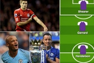 Chelsea, Man Utd, Liverpool: The greatest XI of Premier League captains in history