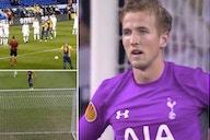Harry Kane: Remembering when Spurs striker had a shocker as a goalkeeper