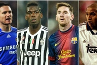 Messi, Pogba, Lampard: Who made the most appearances in each season since 99/00?