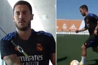 Eden Hazard: Real Madrid players reportedly surprised by Belgium star's physique