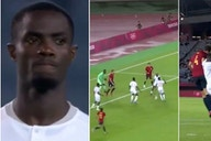 Man United's Eric Bailly went full Eric Bailly in Ivory Coast's Olympics QF v Spain