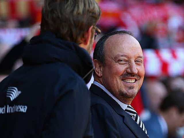 Rafa Benitez comments on how Liverpool can pull off comeback against Real Madrid
