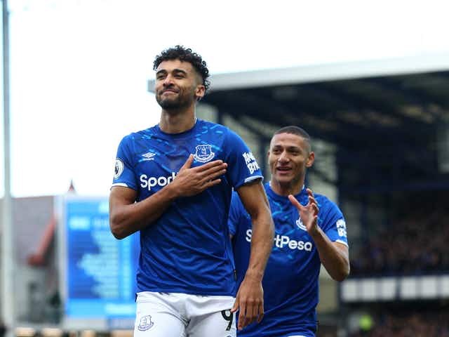 Rio Ferdinand thinks Dominic Calvert-Lewin would be a quality signing for Manchester United