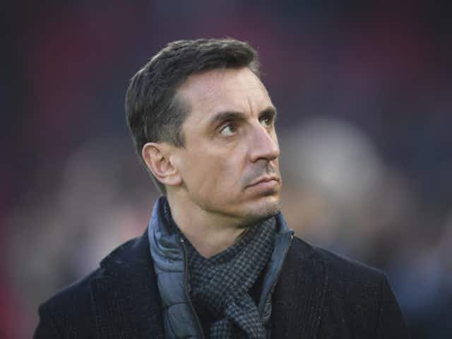Gary Neville sends message to Leeds United players ahead of Liverpool clash