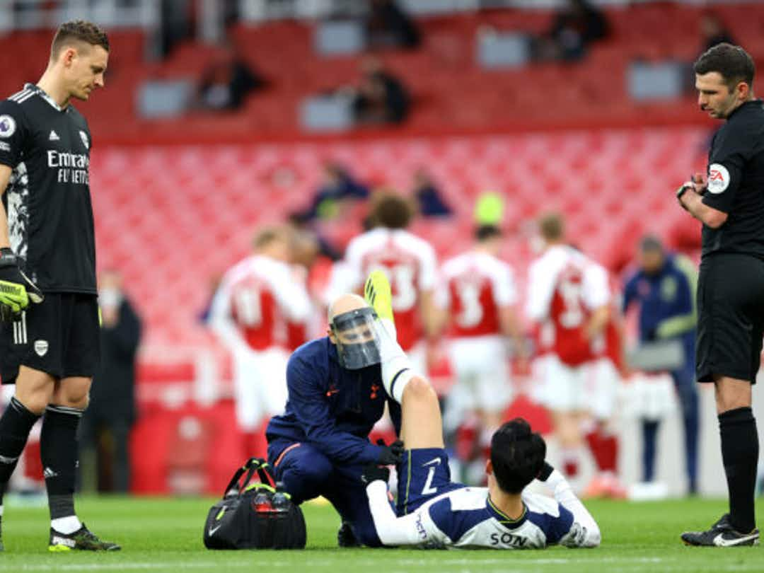 Jose Mourinho delivers injury update on Son Heung-Min ...