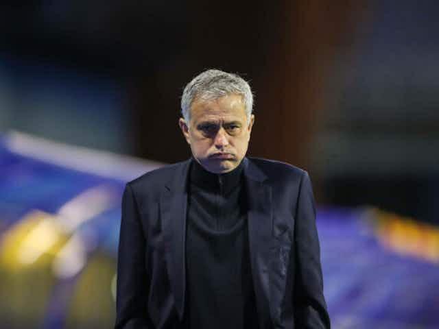 Jose Mourinho has been sacked by Tottenham
