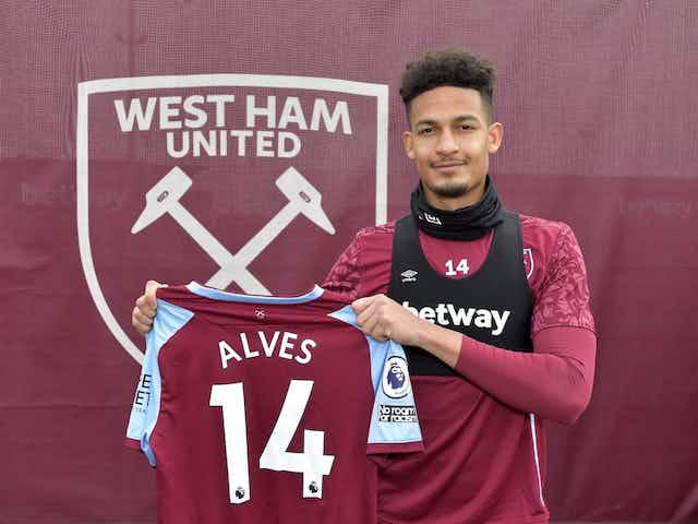 West Ham's plan for Frederik Alves revealed