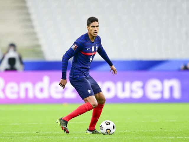 Manchester United planning transfer bid for Raphael Varane – Report