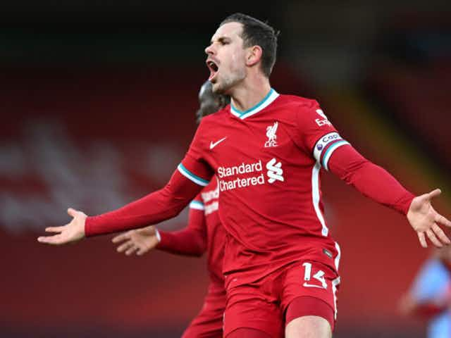 Gary Lineker and Gary Neville react as Liverpool skipper Jordan Henderson calls emergency meeting