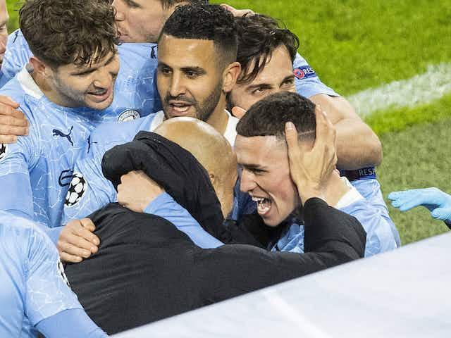 Manchester City survive Dortmund scare to set up semi-final showdown against PSG