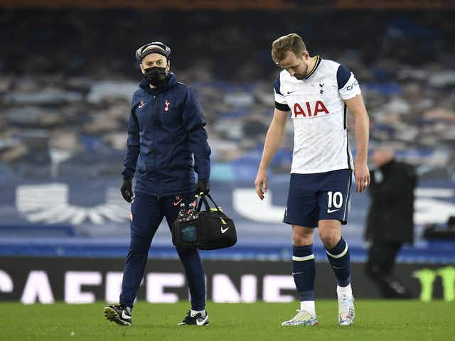 Ryan Mason provides worrying update on Harry Kane's fitness ahead of Man City game
