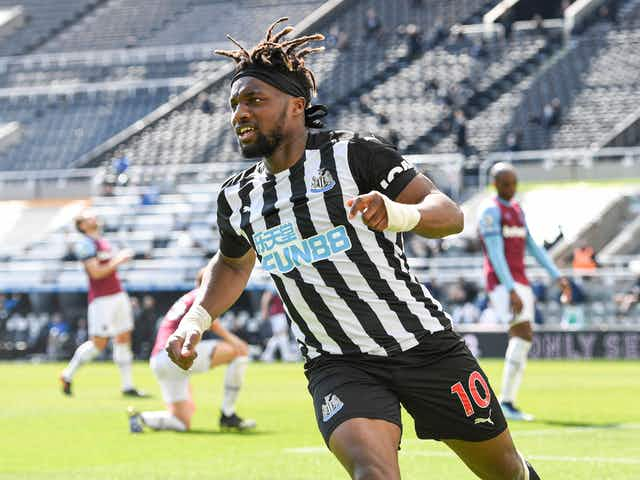 Alan Shearer wants Newcastle United star Allan Saint-Maximin to be more consistent