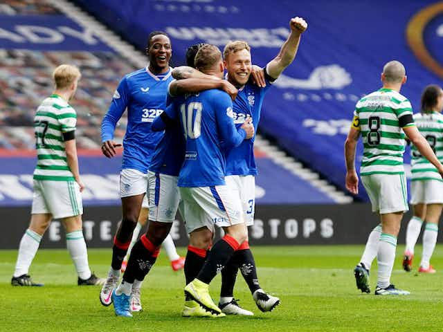 Celtic and Rangers are wanted to join a British Premier League
