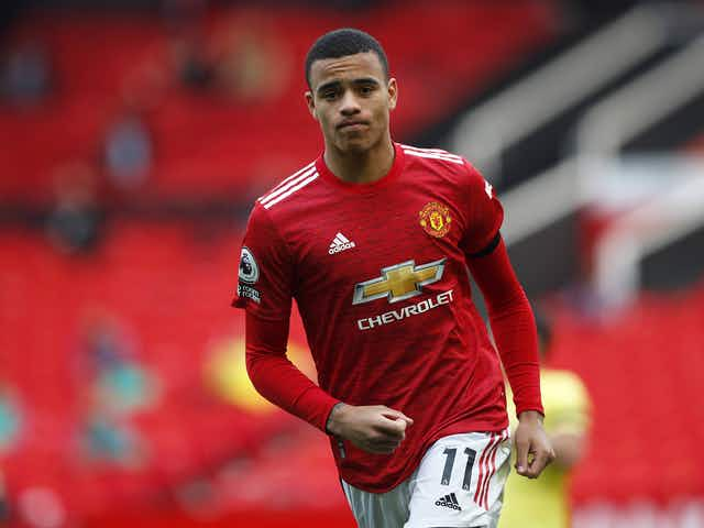 Manchester United fans heap praise on Mason Greenwood after brace vs Burnley