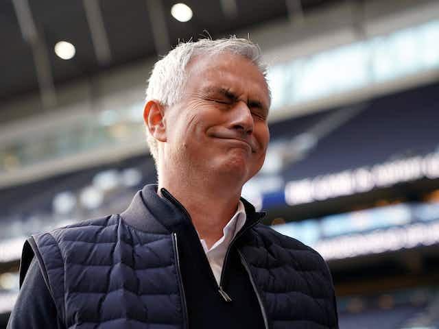 Graeme Souness reacts to Tottenham's decision to sack Jose Mourinho