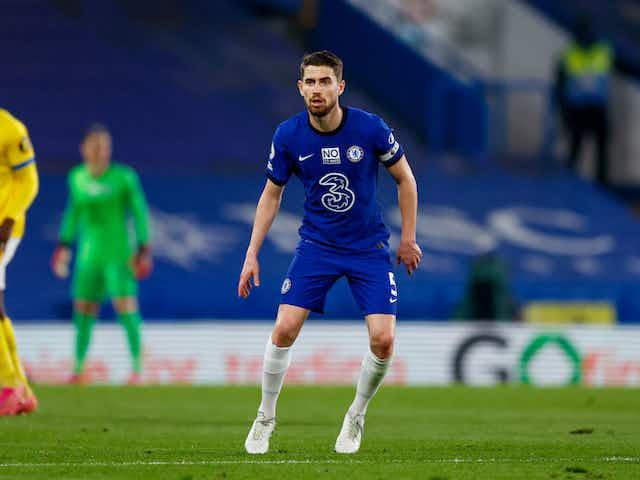 Chelsea fans react to Jorginho's performance vs Brighton & Hove Albion