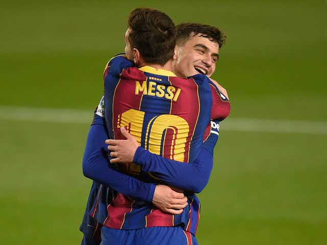 Messi brace gives Barcelona three points in entertaining victory over Getafe