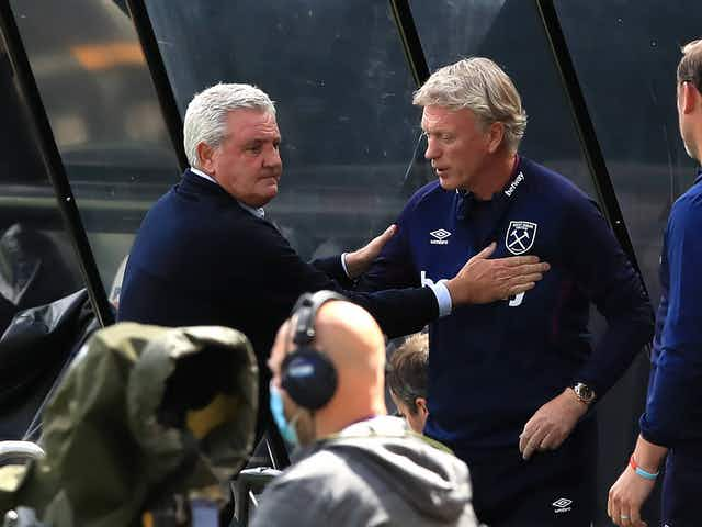 Newcastle boss Steve Bruce names his Premier League manager of the year