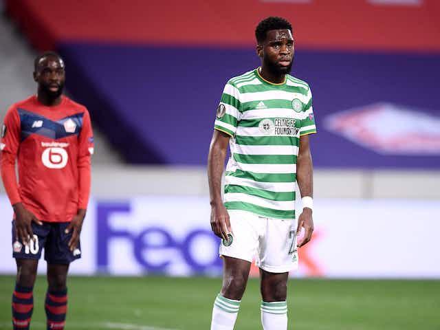 Borussia Dortmund lining up move for Odsonne Edouard