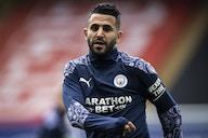 Manchester City fans hail Riyad Mahrez's display vs Paris Saint-Germain