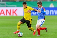 Liverpool ready to battle Chelsea for Jadon Sancho