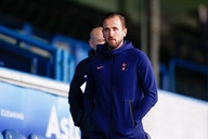 Manchester United chief scout Jim Lawlor was at Elland Road specifically to watch Tottenham Hotspur's Harry Kane