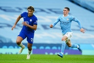 Ben Chilwell singles out Reece James for praise after Chelsea's win at Man City