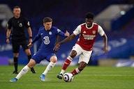 Arsenal fans react to Thomas Partey's performance vs Chelsea