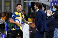 Liverpool and Manchester City keeping tabs on Inter Milan forward Lautaro Martinez