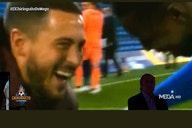 Spanish TV host: Hazard cannot stay at Madrid