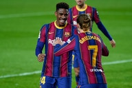 Barcelona open to selling Junior Firpo to West Ham or Southampton