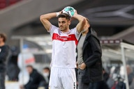 Arsenal defender Konstantinos Mavropanos on the cusp of Stuttgart move
