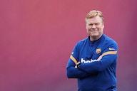 Barcelona boss Ronald Koeman keen on midfield signing