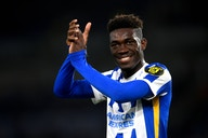 Leicester keen on Yves Bissouma if Wilfred Ndidi leaves this summer