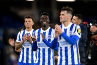 Arsenal to firm up their interest in Brighton's Yves Bissouma