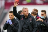 David Moyes agrees new deal with West Ham