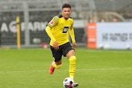 Manchester United make improved bid for Jadon Sancho