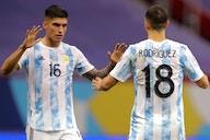 Tottenham could move for Joaquin Correa this summer