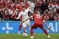 Tottenham fans react to Mikkel Damsgaard display