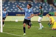 Copa America: Cavani scores in win, Almiron sinks Chile