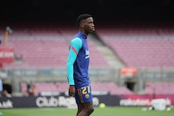 Ilaix Moriba close to agreeing new contract with Barcelona