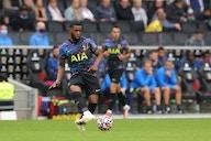 Galatasaray want Tottenham defender Japhet Tanganga on season-long loan