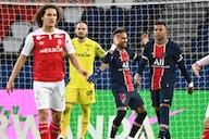 Résultats L1: le PSG, l'OL, l'OM et Monaco devants, le LOSC accroché, les scores (mi-temps)