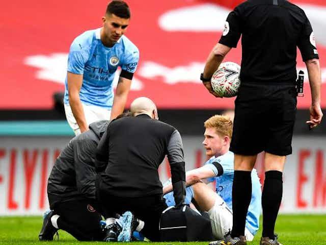 PSG - Manchester City : retournement de situation pour Kevin De Bruyne